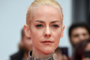 """Jena Malone attends the """"The Public"""" premiere during 2018 Toronto International Film Festival at Roy Thomson Hall on September 9, 2018 in Toronto, Canada."""