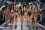Adriana Lima and Candice Swanepoel Photos Photo
