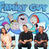 Seth Green Photos - (L-R) Actors Seth Green and Mila Kunis, creator/executive producer Seth MacFarlane, executve producer/showrunner Rich Appel and executive producer/showrunner Alec Sulkin of the television show Family Guy speak onstage during the FOX portion of the 2018 Winter Television Critics Association Press Tour at The Langham Huntington, Pasadena on January 4, 2018 in Pasadena, California. - 2018 Winter TCA Tour - Day 1