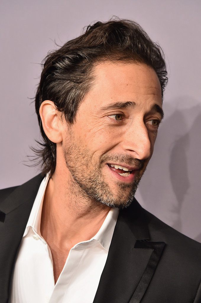 Adrien Brody Photos Photos 2018 Amfar Gala New York