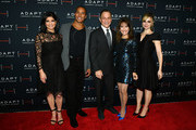 Tamsen Fadal, Mike Woods, Tony Danza, Susan Lucci, and Cara Buono attend the 2019 2nd Annual ADAPT Leadership Awards at Cipriani 42nd Street on March 14, 2019 in New York City.