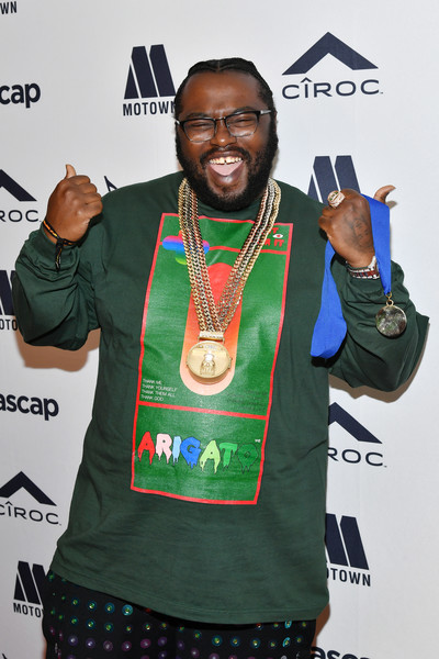 James Fauntleroy in 2019 ASCAP Rhythm And Soul Music Awards