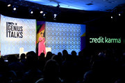 Jemele Hill speaks onstage at Generation Genius: From Blackish to Grownish at Genius Talks Sponsored By Credit Karma during the BET Experience at the Los Angeles Convention Center on June 22, 2019 in Los Angeles, California.