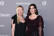 Kirsten Dunst and Laura Mulleavy attend the 2019 Baby2Baby Gala presented by Paul Mitchell on November 09, 2019 in Los Angeles, California.