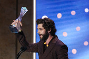 Honoree Thomas Rhett speaks onstage during the 2019 CMT Artists of the Year of the Year at Schermerhorn Symphony Center on October 16, 2019 in Nashville, Tennessee.
