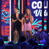 Sarah Hyland Photos - Sarah Hyland and Jessie James Decker speak onstage at the 2019 CMT Music Awards at Bridgestone Arena on June 05, 2019 in Nashville, Tennessee. - 2019 CMT Music Awards - Show