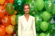 Model Carolyn Murphy attends the 2019 Chefs For Kids' Cancer at Metropolitan Pavilion Metro West  on March 12, 2019 in New York City.