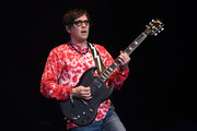 Rivers Cuomo of Weezer performs at Coachella Stage during the 2019 Coachella Valley Music And Arts Festival on April 13, 2019 in Indio, California.