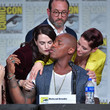 Chyler Leigh Mehcad Brooks Photos