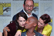 Chyler Leigh Mehcad Brooks Photos Photo