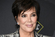 Kris Jenner attends the 2019 E! People's Choice Awards at Barker Hangar on November 10, 2019 in Santa Monica, California.