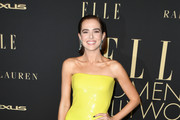 Zoey Deutch attends ELLE Women In Hollywood at the Beverly Wilshire Four Seasons Hotel on October 14, 2019 in Beverly Hills, California.