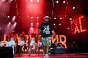 Timbaland performs onstage during the 2019 ESSENCE Festival Presented By Coca-Cola at Louisiana Superdome on July 07, 2019 in New Orleans, Louisiana.