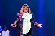 Patti LaBelle performs onstage during 2019 ESSENCE Festival Presented By Coca-Cola at Louisiana Superdome on July 05, 2019 in New Orleans, Louisiana.
