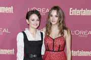 (L-R) Joey King and Hunter King attend the 2019 Entertainment Weekly Pre-Emmy Party at Sunset Tower on September 20, 2019 in Los Angeles, California.