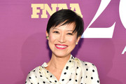 Sandra Choi attends 2019 FN Achievement Awards at IAC Building on December 03, 2019 in New York City.