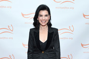Julianna Margulies attends A Funny Thing Happened On The Way To Cure Parkinson's benefitting The Michael J. Fox Foundation on November 16, 2019 in New York City.