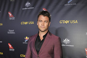 Luke Hemsworth attends the 2019 G'Day USA Gala at 3LABS on January 26, 2019 in Culver City, California.