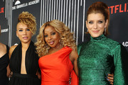 Kate Walsh and Emmy Raver-Lampman Photos Photo