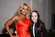 Ellen Page and Mary J. Blige Photos Photo