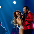 Smokey Robinson and Smokey Robinson *** Local Caption *** Jennifer Lopez Photos