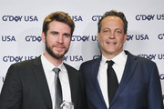 Vince Vaughn and Liam Hemsworth Photos Photo