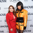 Jameela Jamil and Samantha Barry Photos