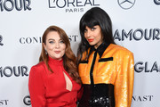 Jameela Jamil and Samantha Barry Photos Photo