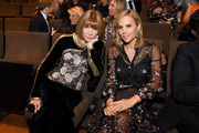 Anna Wintour and Tory Burch  attend the 2019 Glamour Women Of The Year Awards at Alice Tully Hall on November 11, 2019 in New York City. (Photo by Ilya S. Savenok/Getty Images for Glamour