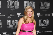 Lucy Durack attends the 19th Annual Helpmann Awards Act II at Arts Centre Melbourne on July 15, 2019 in Melbourne, Australia.