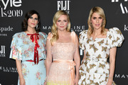 Kate Mulleavy, Kirsten Dunst and Laura Mulleavy attend the 2019 InStyle Awards at The Getty Center on October 21, 2019 in Los Angeles, California.