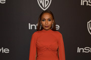 Janet Mock attends the 2019 InStyle and Warner Bros. 76th Annual Golden Globe Awards Post-Party at The Beverly Hilton Hotel on January 6, 2019 in Beverly Hills, California.