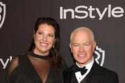 Ruve McDonough (L) and Neal McDonough attend the 2019 InStyle and Warner Bros. 76th Annual Golden Globe Awards Post-Party at The Beverly Hilton Hotel on January 6, 2019 in Beverly Hills, California.