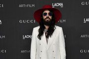 Alessandro Michele attends the 2019 LACMA 2019 Art + Film Gala Presented By Gucci on November 02, 2019 in Los Angeles, California.