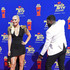 Lindsey Vonn Photos - (L-R) Lindsey Vonn and P. K. Subban attend the 2019 MTV Movie and TV Awards at Barker Hangar on June 15, 2019 in Santa Monica, California. - 2019 MTV Movie And TV Awards - Arrivals