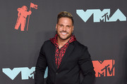 Ronnie Ortiz-Magro attends the 2019 MTV Video Music Awards at Prudential Center on August 26, 2019 in Newark, New Jersey.