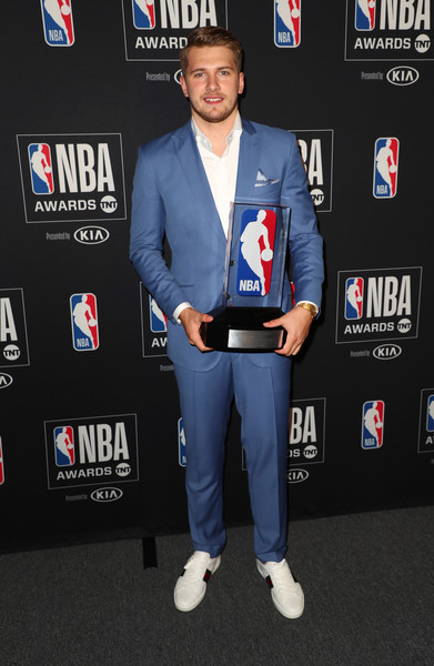 2019 NBA Awards Presented By Kia - Press Room