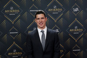 Sidney Crosby of the Pittsburgh Penguins arrives at the 2019 NHL Awards at the Mandalay Bay Events Center on June 19, 2019 in Las Vegas, Nevada.