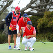 Dustin Johnson Gary Woodland Photos