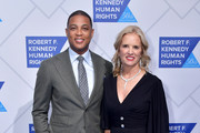 Don Lemon and Robert F. Kennedy Human Rights President Kerry Kennedy attend the 2019 Robert F. Kennedy Human Rights Ripple Of Hope Awards on December 12, 2018 in New York City.