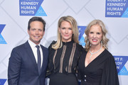 (L-R) Scott Wolf, Kelley Limp, and Kerry Kennedy attend the 2019 Robert F. Kennedy Human Rights Ripple Of Hope Awards on December 12, 2018 in New York City.
