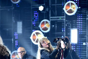 Inductee Stevie Nicks performs on stage at the  2019 Rock & Roll Hall Of Fame Induction Ceremony - Show at Barclays Center on March 29, 2019 in New York City.