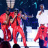 Luke James BJ the Chicago Kid Photos - (L-R) Luke James, Ro James and BJ The Chicago Kid perform during the 2019 Soul Train Awards at the Orleans Arena on November 17, 2019 in Las Vegas, Nevada. - 2019 Soul Train Awards - Show