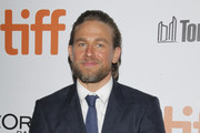 "Charlie Hunnam attends the True History Of Kelly Gang"" premiere during the 2019 Toronto International Film Festival at Roy Thomson Hall on September 11, 2019 in Toronto, Canada."