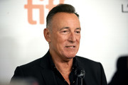 "Bruce Springsteen attends the ""Western Stars"" premiere during the 2019 Toronto International Film Festival at Roy Thomson Hall on September 12, 2019 in Toronto, Canada."