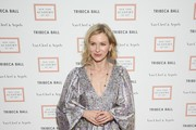 Naomi Watts attends the 2019 TriBeCa Ball at New York Academy of Art on April 08, 2019 in New York City.