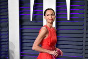 Minnie Driver attends the 2019 Vanity Fair Oscar Party hosted by Radhika Jones at Wallis Annenberg Center for the Performing Arts on February 24, 2019 in Beverly Hills, California.