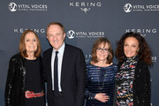 Gloria Steinem,Francois-Henri Pinault, Sally Field and Diane Von Furstenberg attend the 2019 Vital Voices Solidarity Awards at IAC Building on December 09, 2019 in New York City.