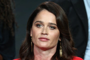 Robin Tunney of the television show 'The Fix' speaks during the ABC segment of the 2019 Winter Television Critics Association Press Tour at The Langham Huntington, Pasadena on February 05, 2019 in Pasadena, California.