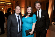 Zuzanna Szadkowski and Andrew Rannells Photos - 1 of 20 Photo